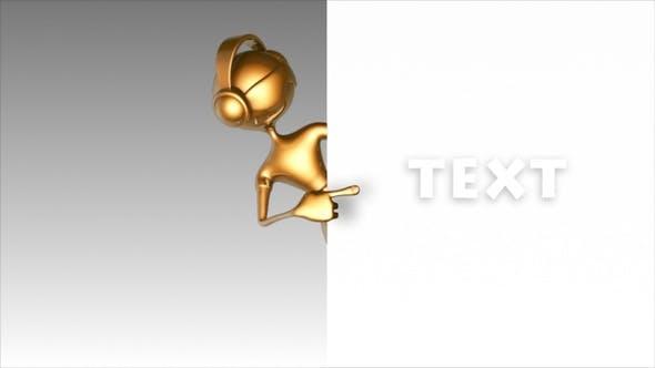 Thumbnail for Gold Man - Billboard Show 1
