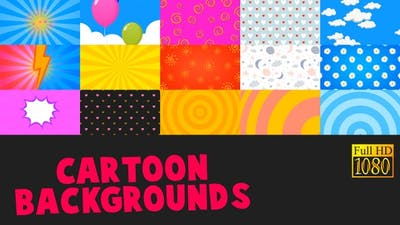 Cartoon Backgrounds