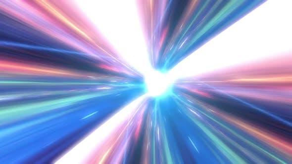 Wormhole Speed