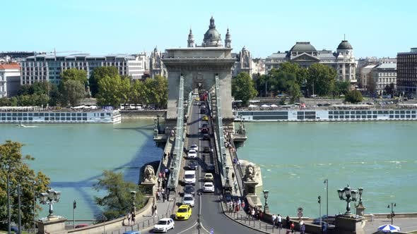 Thumbnail for Budapest Hungary Bridge