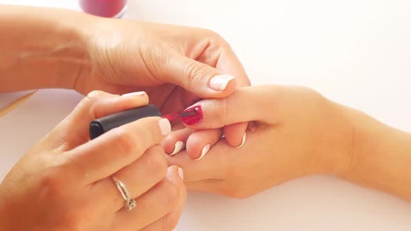 Thumbnail for Work in a Beauty Salon