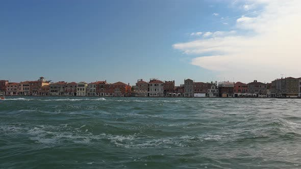 Thumbnail for Wide Angle View of Venice City Landscape