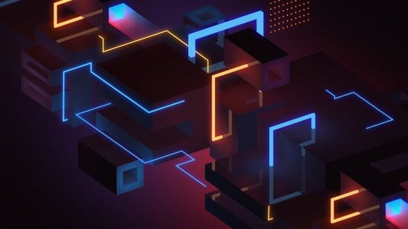 Thumbnail for Vj Isometric Loops
