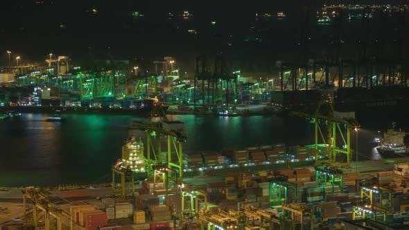 Cover Image for City Port Cargo