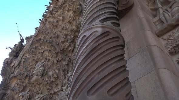 Thumbnail for Sagrada Familia Gaudí Architecture, Barcelona