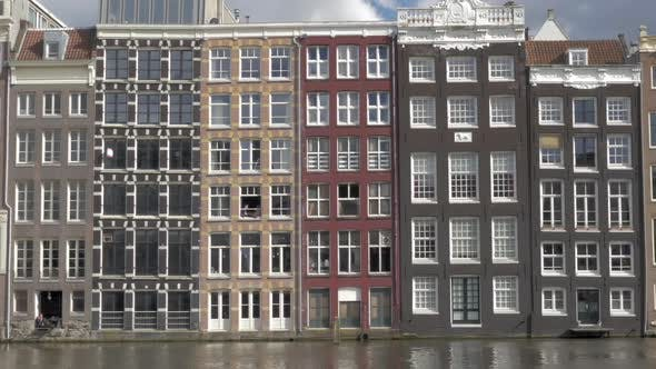 Cover Image for Dutch Houses on Waterside, Amsterdam