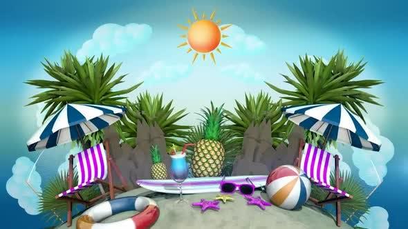 Thumbnail for Summertime (4 K) 01