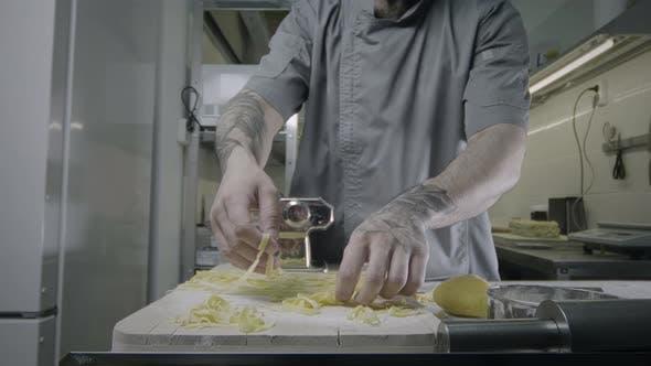 Thumbnail for Professional maker of Italian pasta