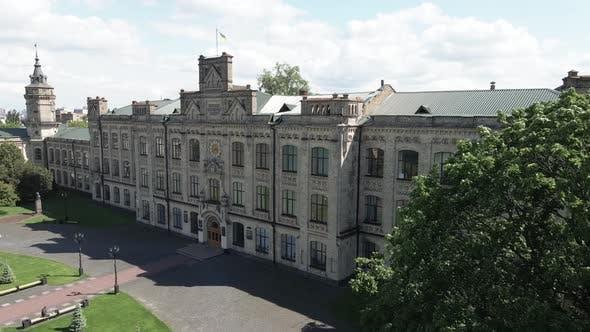 Thumbnail for Kyiv. Ukraine. Kyiv Polytechnic Institute. Aerial View.