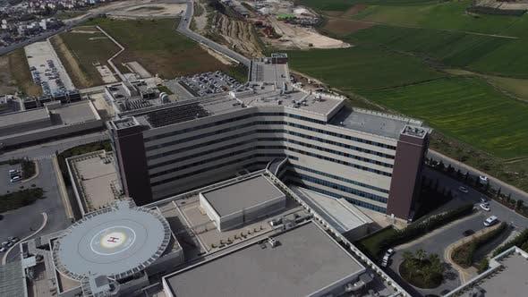Mersin Sehir Hospital Blocks