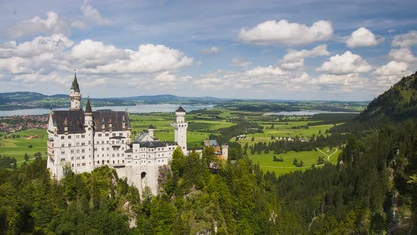 Thumbnail for 4K Timelapse of Neuschwanstein Castle, Bavaria, Germany