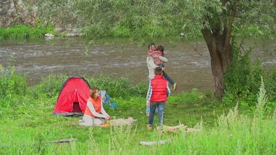 Camping Holidays