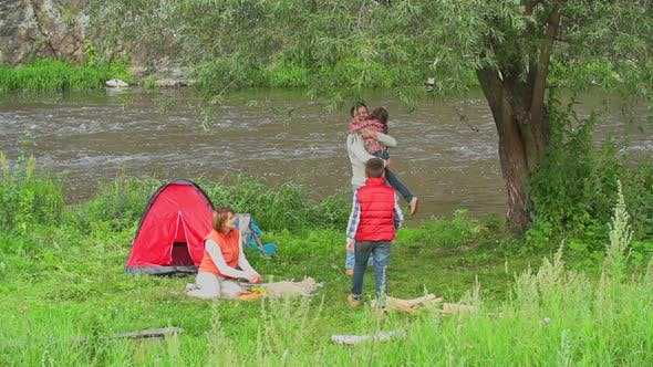 Cover Image for Camping Holidays