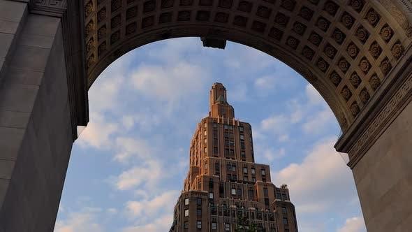 Thumbnail for New York City - Washington Square Arch - II