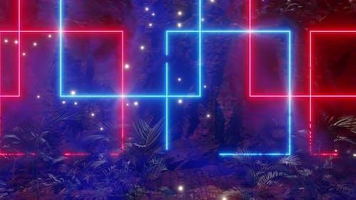 Abstract Magical Room At Fantasy Land 07 4K