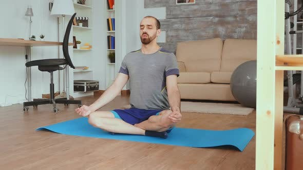 Breathing Exercise at Home