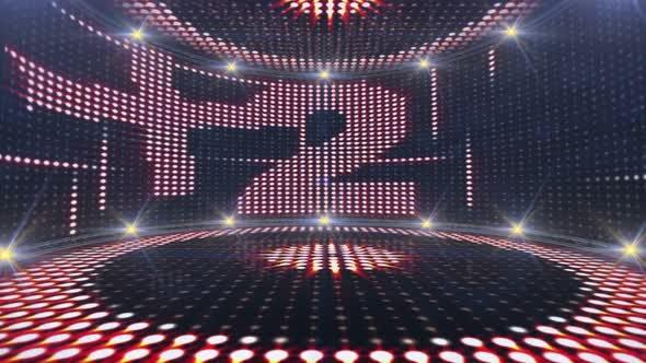 Thumbnail for LED Lights Monitors Countdown