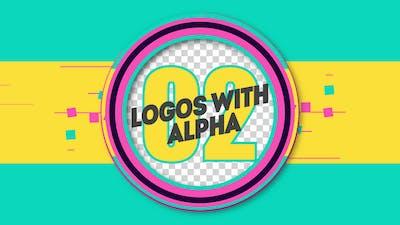 Logo Reveals With Alpha
