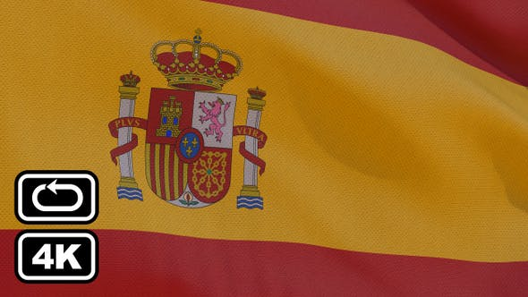 Thumbnail for Spain Flag