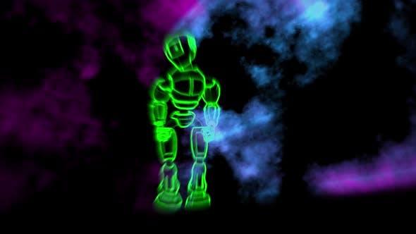 Thumbnail for Led Dance Show Laser