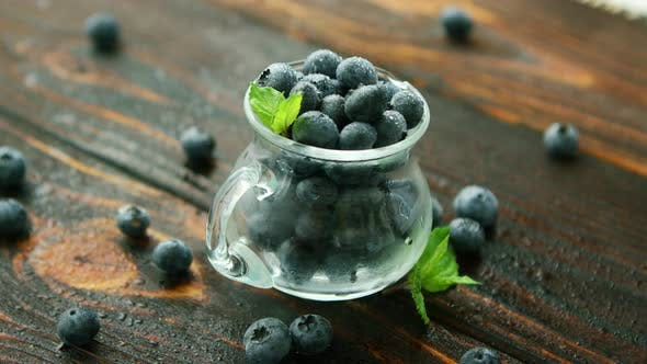 Thumbnail for Blueberry in Small Jug