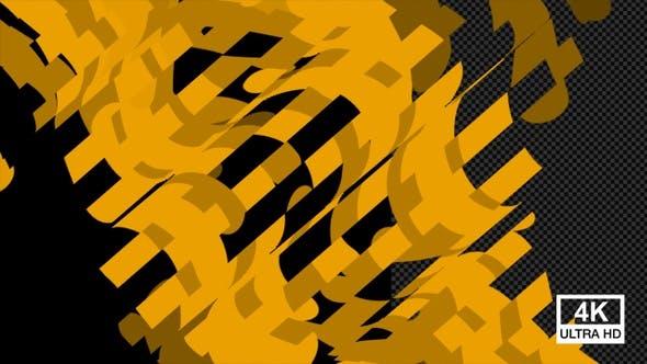 Thumbnail for Abstrakter Wellenübergang 4K