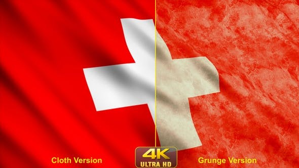 Cover Image for Switzerland Flags