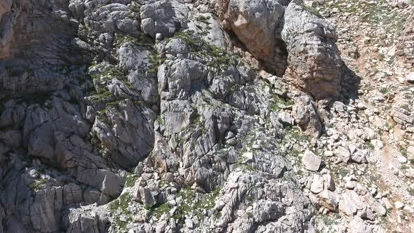 Thumbnail for Mountain Ambience in Arid and Barren Rocky Surface