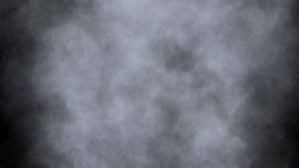 Thumbnail for Dense Fog Smoke Rising Wide Loop