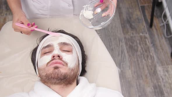 Concept of Cosmetic and Spa Services