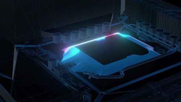 Thumbnail for Gaming Motherboard Electronics 4k