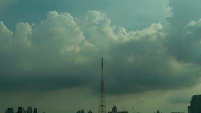 Antenna Clouds