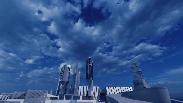 Thumbnail for Futuristic City