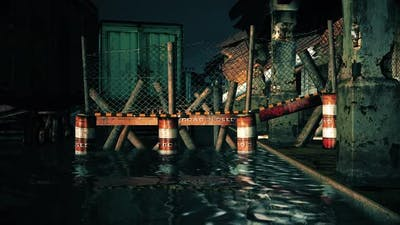 Abandoned Lockdown City