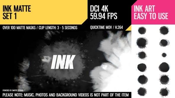 Thumbnail for Ink Matte (4K Set 1)