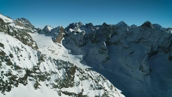 Thumbnail for High Altitude Alpine Mountain Peaks Range