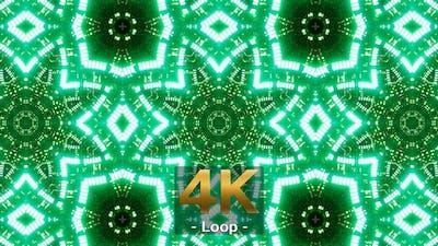 Moving Matrix Kaleidoscope 03