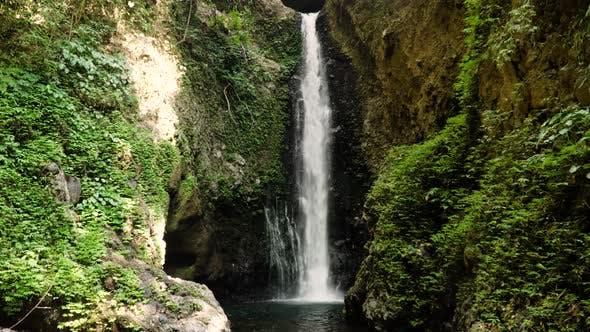 Thumbnail for Beautiful Tropical Waterfall.