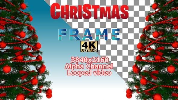 Thumbnail for Christmas Frame
