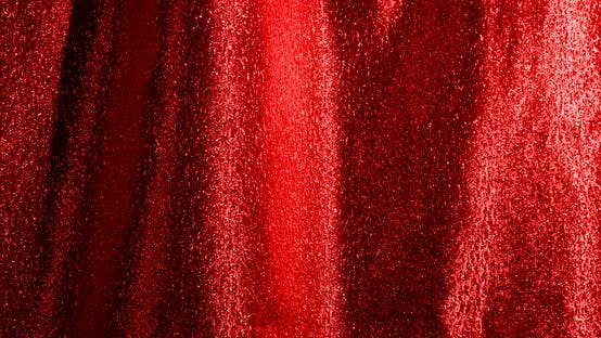Glittering Curtain