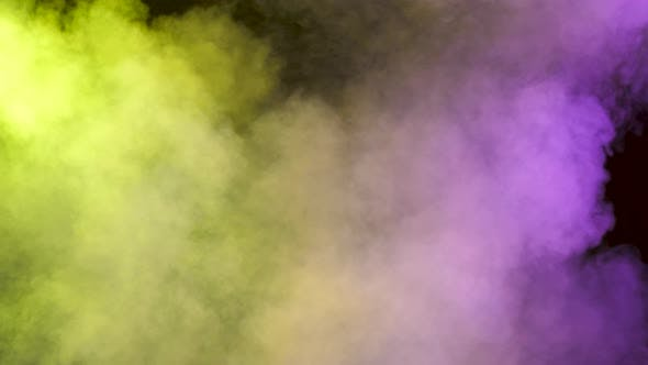 Thumbnail for Dense Abstract and Dynamic Smoke Clouds