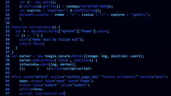 Thumbnail for Programming Computer Code Loop