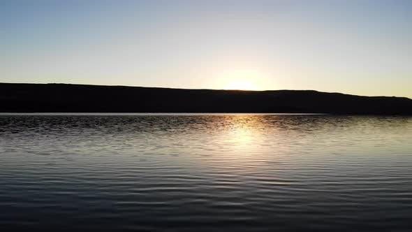 Thumbnail for Cove Sunset