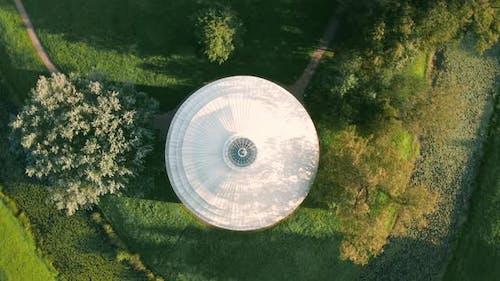 Pavlovsky Park is a Landscape Park Within the Pavlovsk State MuseumReserve