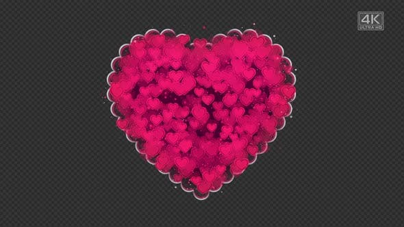 Hearts in The Heart