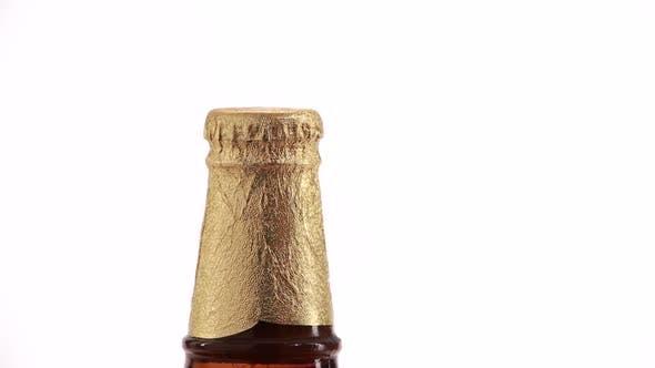 Thumbnail for Opening Golden Beer Bottles