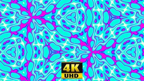 Endless Kaleidoscope Ar 4K