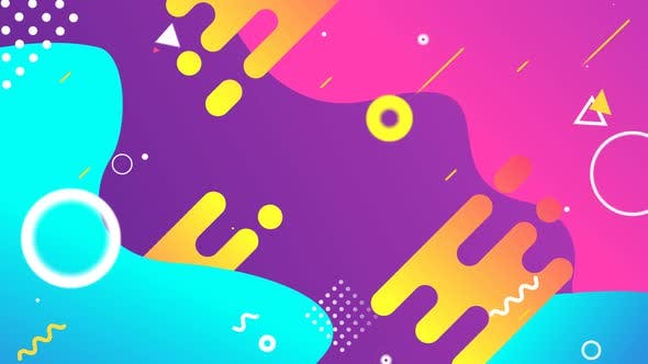 Thumbnail for Abstract Loop Geometry Background 7