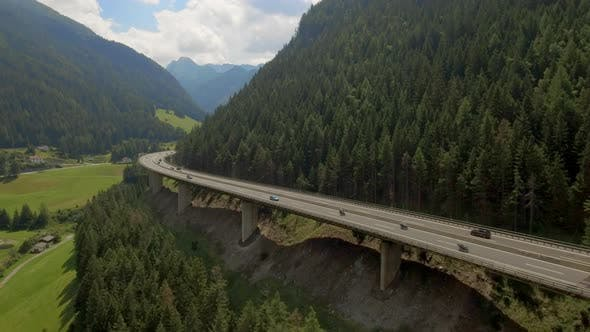 Thumbnail for Two-Lane Highway Bridge in Austria