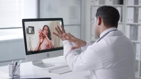 Working With Patient Remotely